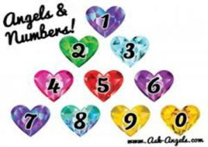 angels and numbers